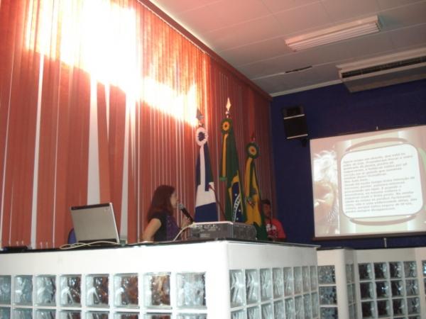 Conferência Violência e Maus tratos em Cassilândia 2