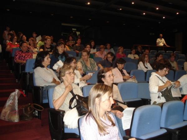 Público da Palestra