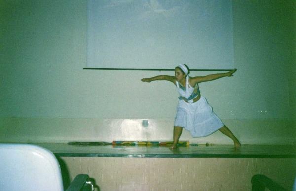 Dança Afro 1