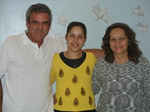 Turma de Dezembro de 2011: Edson e Elizabeth