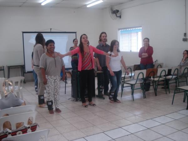 Capacitação para o Trabalho em Grupo - Mogi Guaçu