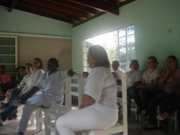 Palestra no Residencial Vila Verde