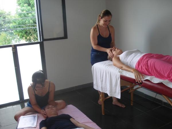 Curso de Massagem para Cefaleia