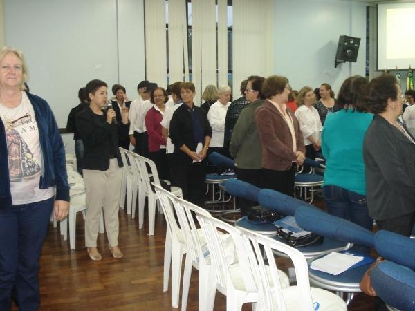 Seminário - 17º Fórum de Gerontologia de Campo Mourão