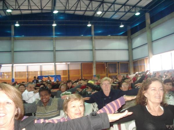 Palestra no 17º Fórum de Gerontologia de Campo Mourão
